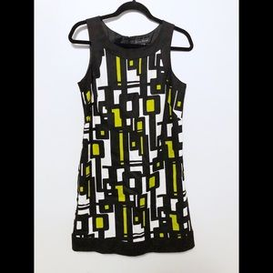 Jessica Howard mod shift dress